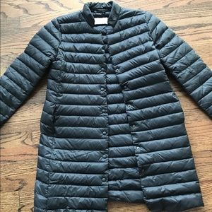 Lightweight Long Puffer